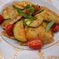Summer Vegetable Ravioli