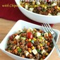 Mexican Wheat Berry Salad with Chipotles and Toasted Walnuts (+ Cookbook Giveaway!)