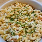Old Fashioned Macaroni Salad With A Twist...Or Two