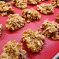 No Bake Cereal Cookies