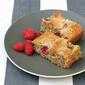 Rah-Rah for Raspberry Almond Bars