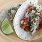 BBQ Tofu Tacos and Mexicali Slaw