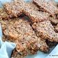 sweet on GRANOLA bark crunch