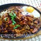 Sizzling Kung Pao Chicken Noodle