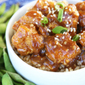 General Tso's Chicken {Lightened Up!}