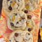 Cookies with Dark Chocolate, Mango & Coconut
