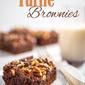 Pecan Turtle Brownies
