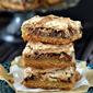 Brown Sugar Meringue Coconut Cookie Bars
