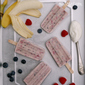 Yogurt Banana Berry Ice Pops #PicnicGame