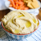 White Bean & Artichoke Hummus