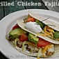 Grilled Chicken Fajitas- BBQ Season with #GayLeaFoods