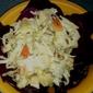 Cabbage Apple Slaw - Netta Belle's Choice