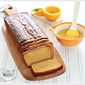 Almond Orange Pound Cake