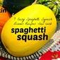 7 Easy Spaghetti Squash Dinner Recipes