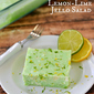 Lemon Lime Jello Salad a.k.a. Dad's Green Jello