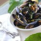 Thai Green Curry Steamed Mussels