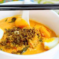 Lamb Curry Noodles