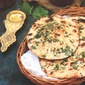 Whole Wheat Mint & Onion Kulcha
