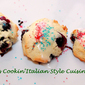 Blueberry Drop Cookie Recipe