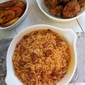 Moro (Rice and Beans)