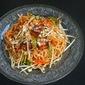 Tofu Pad Thai Noodles/Vegan Pad Thai