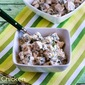 Chicken Salad with Basil and Parmesan (Low-Carb, Gluten-Free)
