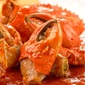 Chili Crab in Thick Spicy Sauce
