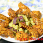 Cornflakes Baked Chicken Wings