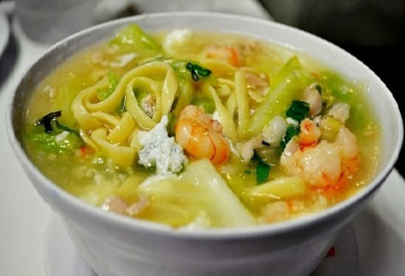 Pinoy Lomi Soup Recipe By Shalina Cookeatshare