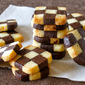 How to Make EASY Checkerboard Cookies (Ice Box Cookies) - Video Recipe