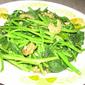 Stir Fry Garlic Kangkong