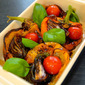 De'Longhi #MultifryChallenge - Recipe: Roasted Peppers with Red Onion and Cherry Tomatoes