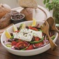 "Greek Village Salad and ""It's All Greek to Me"" Cookbook Giveaway"
