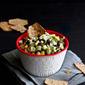 Jicama, Black Bean & Corn Salsa Recipe