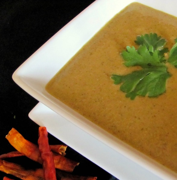 Roasted Pumpkin Seed Sauce