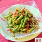 Kacang Buncis Goreng Belacan (French Beans With Shrimp Paste)