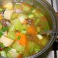 Mutton Ball Soup
