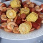 Low Country Boil for a crowd.