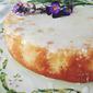 Rosemary & Lemon Infused Cake