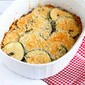 Healthy Zucchini, Tomato & Yellow Squash Gratin Recipe