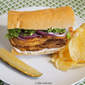 Fried Green Tomato Po' Boy Recipe