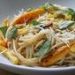 Pasta With Summer Squash, Garlic, And Basil