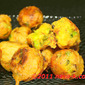 Bonda (Fried Savoury Potato Balls)
