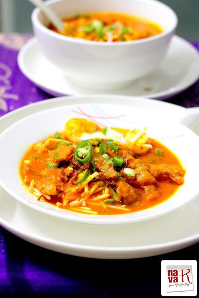 Mee Rebus (Vegetarian)