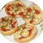 Hamburger Bun Pizzas