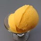 Mango Coconut Milk Ice Cream