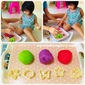 Making DIY Play Dough for Kids