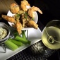 Deep-fried Oysters and Shrimp