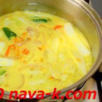 Sodhi (coconut milk stew)