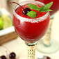Cherry Mint Margaritas